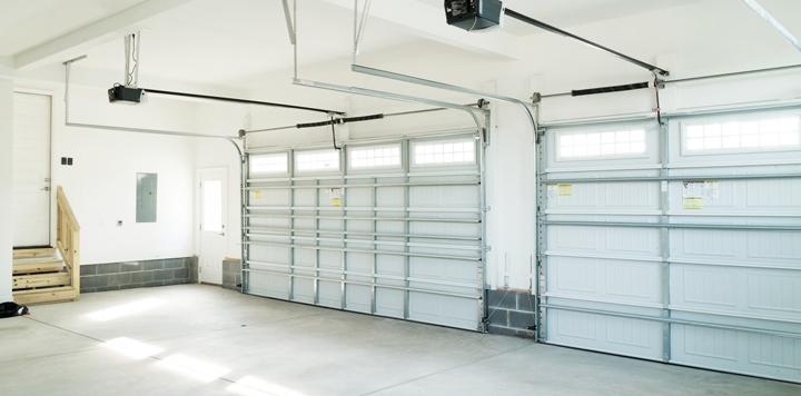 New Garage Door in Bristol County